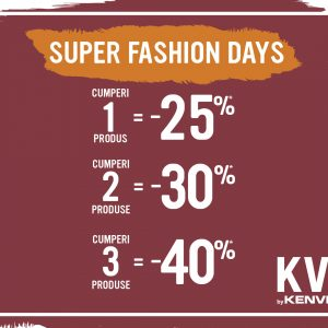 Kenvelo – SUPER FASHION DAYS
