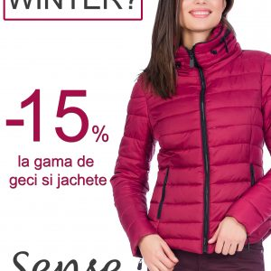 """""""Ready for Winter"""" 1-5 noiembrie"""